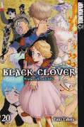 Frontcover Black Clover 20
