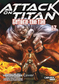 Frontcover Attack on Titan - Before the fall 17