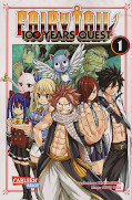Frontcover Fairy Tail - 100 Years Quest 1