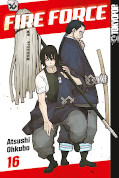 Frontcover Fire Force 16