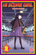 Frontcover Hi Score Girl 2