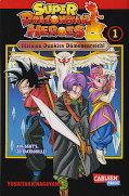 Frontcover Super Dragon Ball Heroes - Mission Dunkles Dämonenreich! 1