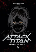 Frontcover Attack on Titan 5