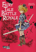Frontcover Fairy Tale Battle Royale 1