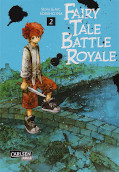 Frontcover Fairy Tale Battle Royale 2
