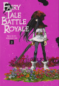 Frontcover Fairy Tale Battle Royale 3