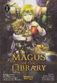 Frontcover Magus of the Library 1