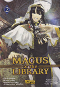 Frontcover Magus of the Library 2