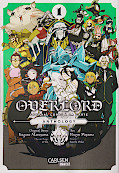 Frontcover Overlord Official Comic à La Carte Anthology 1