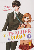 Frontcover This Teacher is Mine! 1
