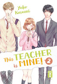 Frontcover This Teacher is Mine! 2
