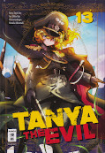 Frontcover Tanya the Evil 13