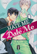 Frontcover Hate me or Date me 1