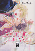 Frontcover The Vampire has a Death Wish 1