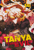Frontcover Tanya the Evil 14