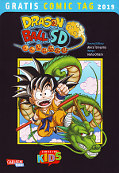 Frontcover Dragon Ball SD 1
