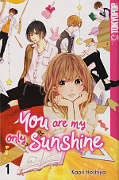 Frontcover You are my only Sunshine! 1