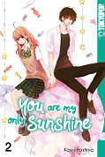 Frontcover You are my only Sunshine! 2
