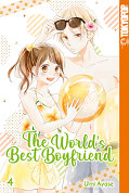 Frontcover The World's Best Boyfriend 4