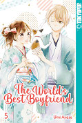 Frontcover The World's Best Boyfriend 5