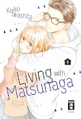 Frontcover Living with Matsunaga 6
