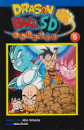 Frontcover Dragon Ball SD 6