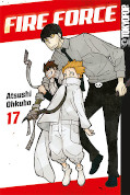 Frontcover Fire Force 17