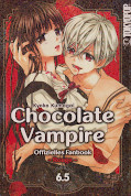 Frontcover Chocolate Vampire 6.5: Offizielles Fanbook 1