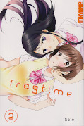 Frontcover Fragtime 2