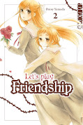 Frontcover Let's play Friendship 2
