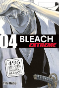 Frontcover Bleach 4
