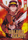 Frontcover Golden Kamuy 1