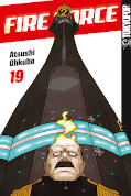 Frontcover Fire Force 19