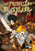 Frontcover The Promised Neverland 16