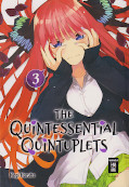 Frontcover The Quintessential Quintuplets 3