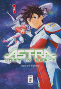Frontcover Astra Lost in Space 1