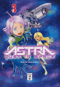 Frontcover Astra Lost in Space 3