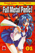 Frontcover Full Metal Panic! 1
