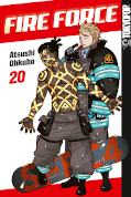 Frontcover Fire Force 20