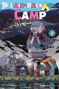 Frontcover Laid-back Camp 2