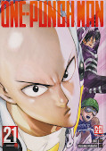 Frontcover One-Punch Man 21