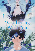 Frontcover Weathering with you 1