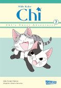 Frontcover Süße Katze Chi: Chi's Sweet Adventures 2