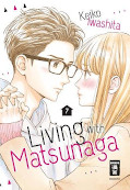 Frontcover Living with Matsunaga 7