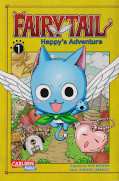 Frontcover Fairy Tail - Happy's Adventure 1