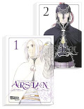 Frontcover The Heroic Legend of Arslan 1