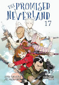 Frontcover The Promised Neverland 17