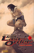 Frontcover Battle Angel Alita: Last Order 4