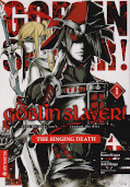 Frontcover Goblin Slayer! The Singing Death 1