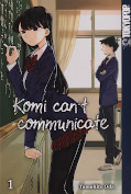 Frontcover Komi can't communicate 1